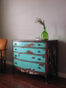 Shabby Chic Bedroom Dresser