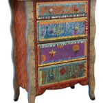 FAUX PAINTED FURNITURE
