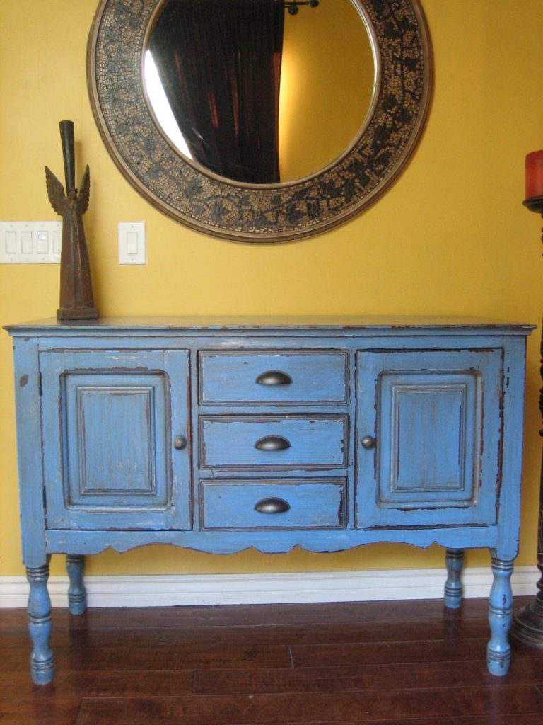 Painted Buffet Shabby Chic Furniture