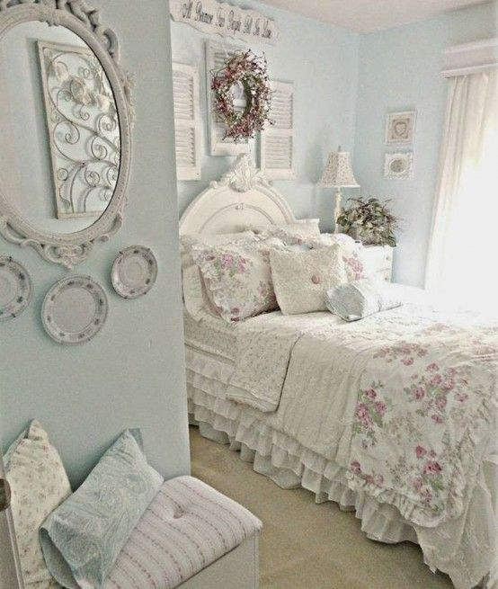 Shabby Chic Bedrooms: All About Coasters Furniture